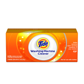 Tide 3-Count Washing Machine Cleaner