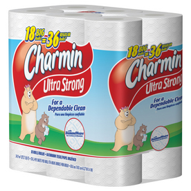 Charmin 18-Pack Toilet Paper