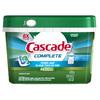 Cascade Complete 46-Count Fresh Dishwasher Detergent