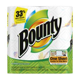 Bounty 2-Pack Fun Prints Paper Towels
