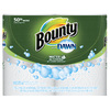 Bounty With Dawn Water Activated 2-Count Paper Towels