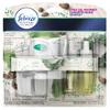 Febreze Noticeables 0.87-oz Jolly Pine Electric Air Freshener Kit