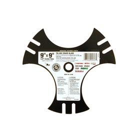 Troy-Bilt 3-Tip Wheeled Edger Blade