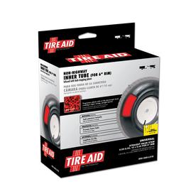Tire Aid 6-in dia Wheelbarrow Tire Inner Tube