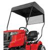 MTD Genuine Parts Black Tractor Snow Cab