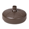 Adams Mfg Corp Earth Resin Umbrella Base