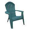Adams Mfg Corp Hunter Green Resin Stackable Casual Adirondack Chair