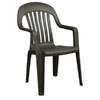 Adams Mfg Corp Amesbury Resin Patio Dining Chair