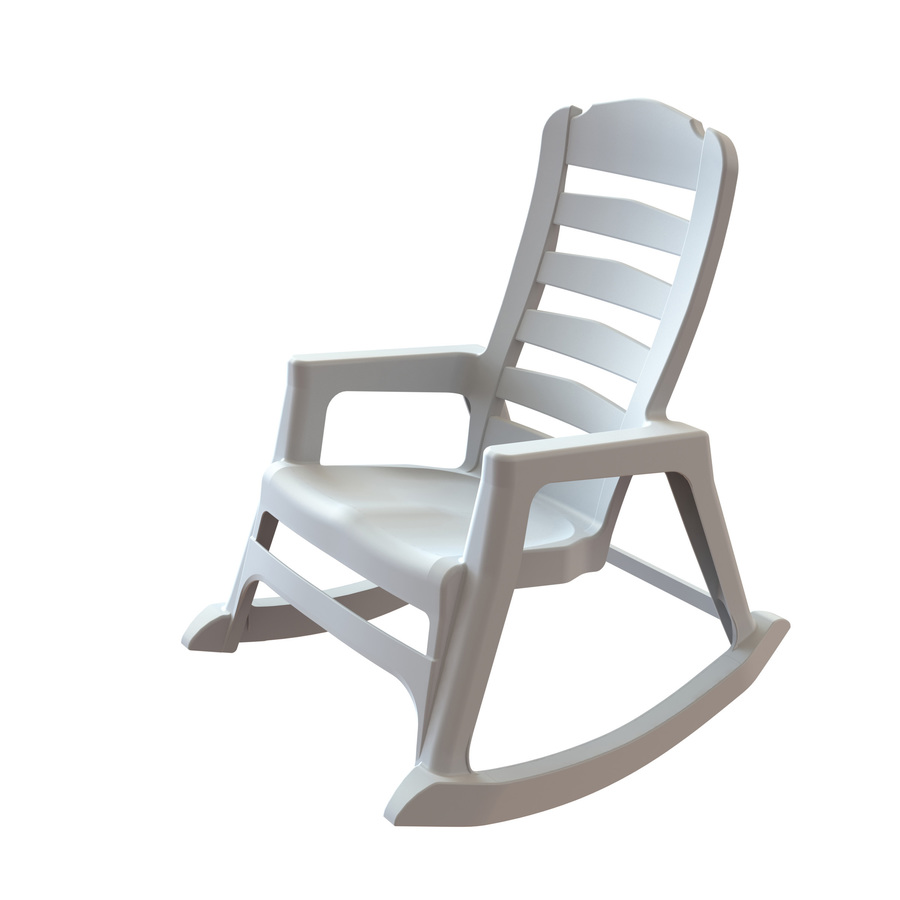 Porch Rocking Chairs Lowes White Plastic Outdoor Rocking Chairs Uploaded By Famous Chairs Design ...