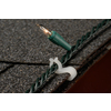 Holiday Living 100-Pack Plastic Roof Shingle Clips