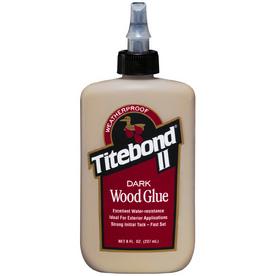 Titebond 8-oz Wood Glue Adhesive