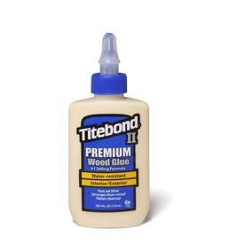 Titebond Yellow Interior/Exterior Wood Adhesive (Actual Net Contents: 4 Fluid Oz.)