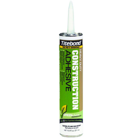 Titebond 10.5 oz Construction Adhesive