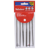 Nicholson File 6-Piece 5-1/2-in Hobby File Set