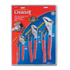 Crescent 3-Piece Tongue and Groove Pliers Set