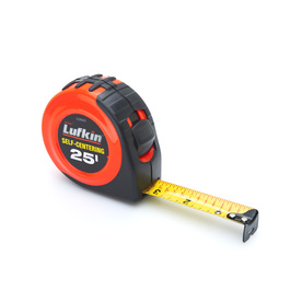 Lufkin 25-ft Locking Fractional Tape Measure