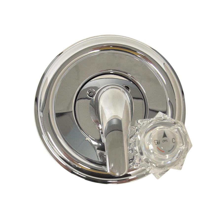 shop danco chrome tub shower trim kit at