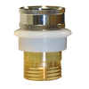 Danco 15/16-in-27M / 55/64-in-27F x 3/4-in GHTM / .815-inM Brass Dishwasher Aerator Adapter