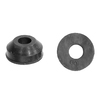 Danco 200-Pack 1/2-in Rubber Beveled Washer