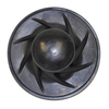 Danco 4-in Black Plastic Garbage Disposal Stopper