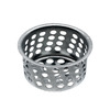 Danco 1-1/16-in Dia Chrome Sink Strainer