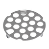 Danco 1-7/8-in dia Chrome Strainer Basket Only Sink Strainer