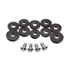 Danco 14-Pack Assorted Rubber Flat Washer