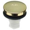Danco Polished Brass Pop-Up Drain Stopper