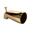 Danco 5-in Brass Tub Spout with Diverter