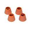Danco 3-Pack Threaded Rubber Cone Washer