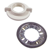 Danco 1/2-in White Shank Nut