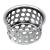 Danco 1-1/2-in dia Chrome Strainer Basket Only Replacement Basket
