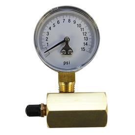 Danco Gas Test Gauge