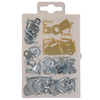 The Hillman Group 60-Count Picture Hanger Assortment Kit