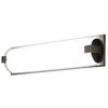 allen + roth 2-Light Dark Oil-Rubbed Bronze Bathroom Vanity Light