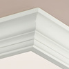 Portfolio White Flush Mount Fluorescent Light (Common: 2-ft; Actual: 27.75-in)