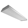 Utilitech White Ceiling Fluorescent Light ENERGY STAR (Common: 2-ft; Actual: 24.75-in)