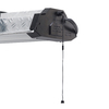Utilitech Silver Ceiling Fluorescent Light (Common: 4-ft; Actual: 49.5-in)
