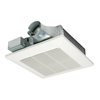 Panasonic 0.8-Sone 50-CFM White Bathroom Fan ENERGY STAR