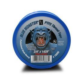 Blue Monster 0.75-in x 119-ft Plumber's Tape