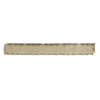 Garden Treasures 3-ft Beige Landscape Edging Section