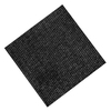 Easy Gardener 6-ft W Heavy Black Shade Fabric