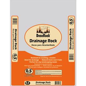 0.5-cu ft Drainage Rock