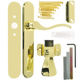 WRIGHT PRODUCTS 3.5-in Keyed Screen Door and Storm Door Mortise Latch