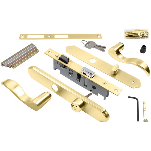 Storm Door Latch Set Locks Hardware Doors