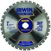 IRWIN 7-in 36-Tooth Standard Carbide Circular Saw Blade