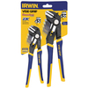IRWIN Vise-Grip 2-Piece Groovelock Plier Set