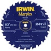 IRWIN Marples 10-in 24-Tooth Circular Saw Blade