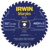 IRWIN Marples 10-in 40-Tooth Circular Saw Blade