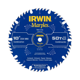 IRWIN Marples 10-in 50-Tooth Circular Saw Blade